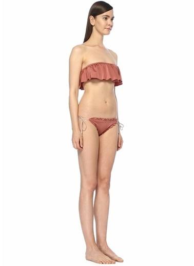 Love Bikini Üst Pembe
